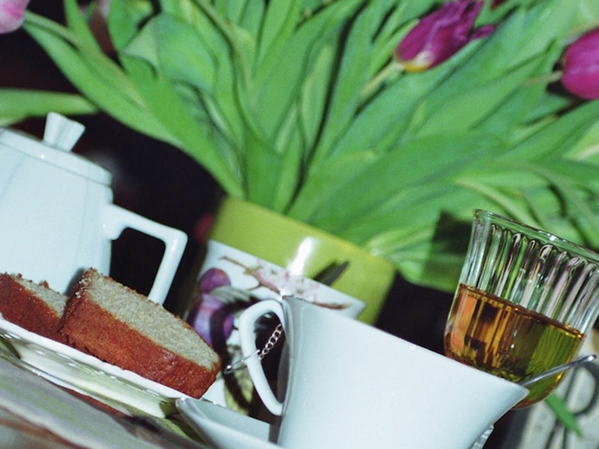 Maison d'hôtes l'éphémère à Limoges  petit déjeuner