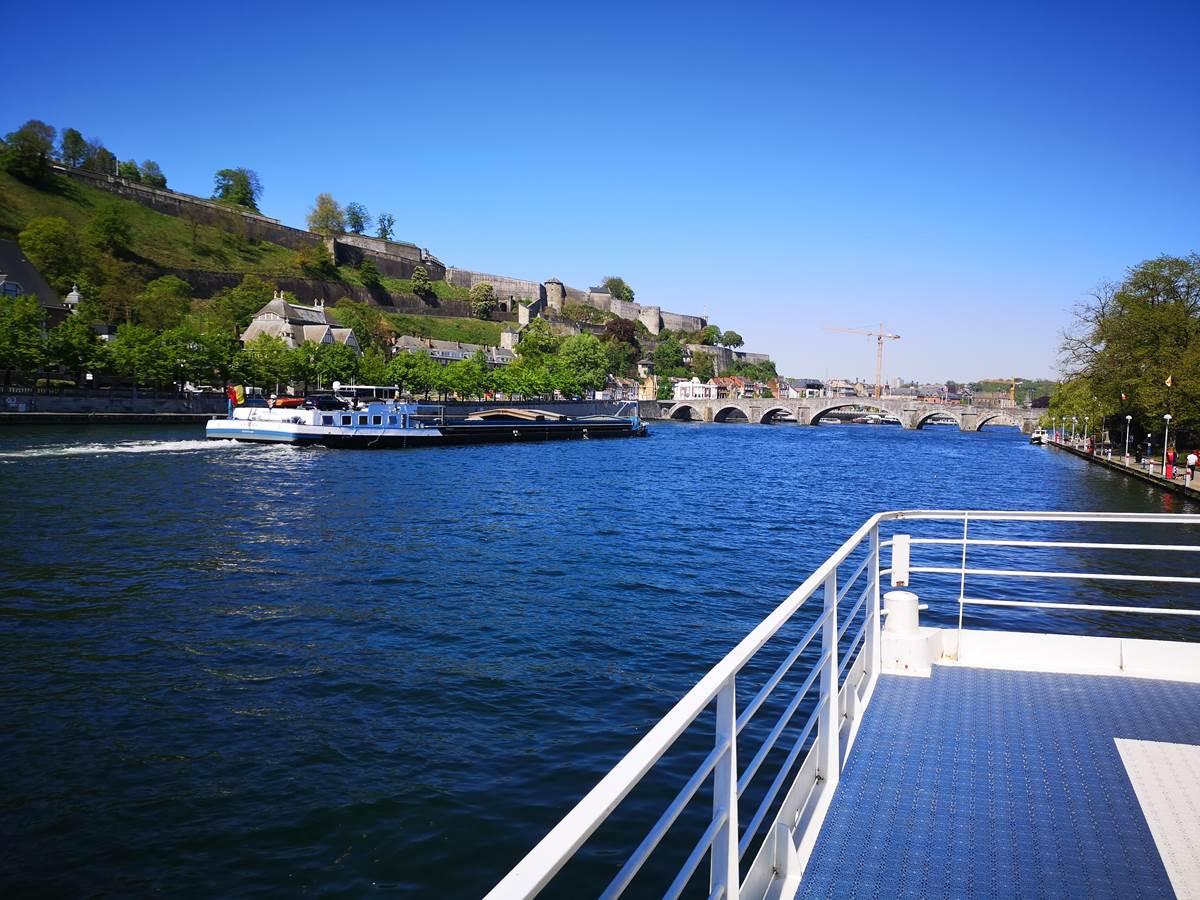 Les Capitaineries de Namur