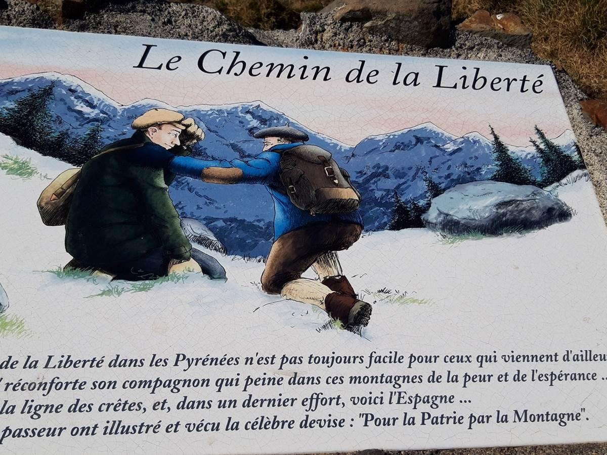 Chemin de la Liberté-Transhumance&cie