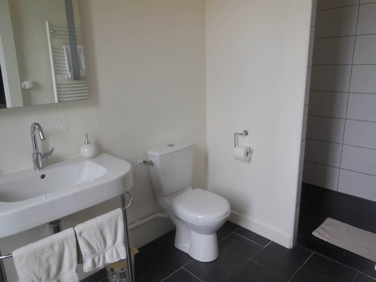 Lys Blanc - salle d'eau