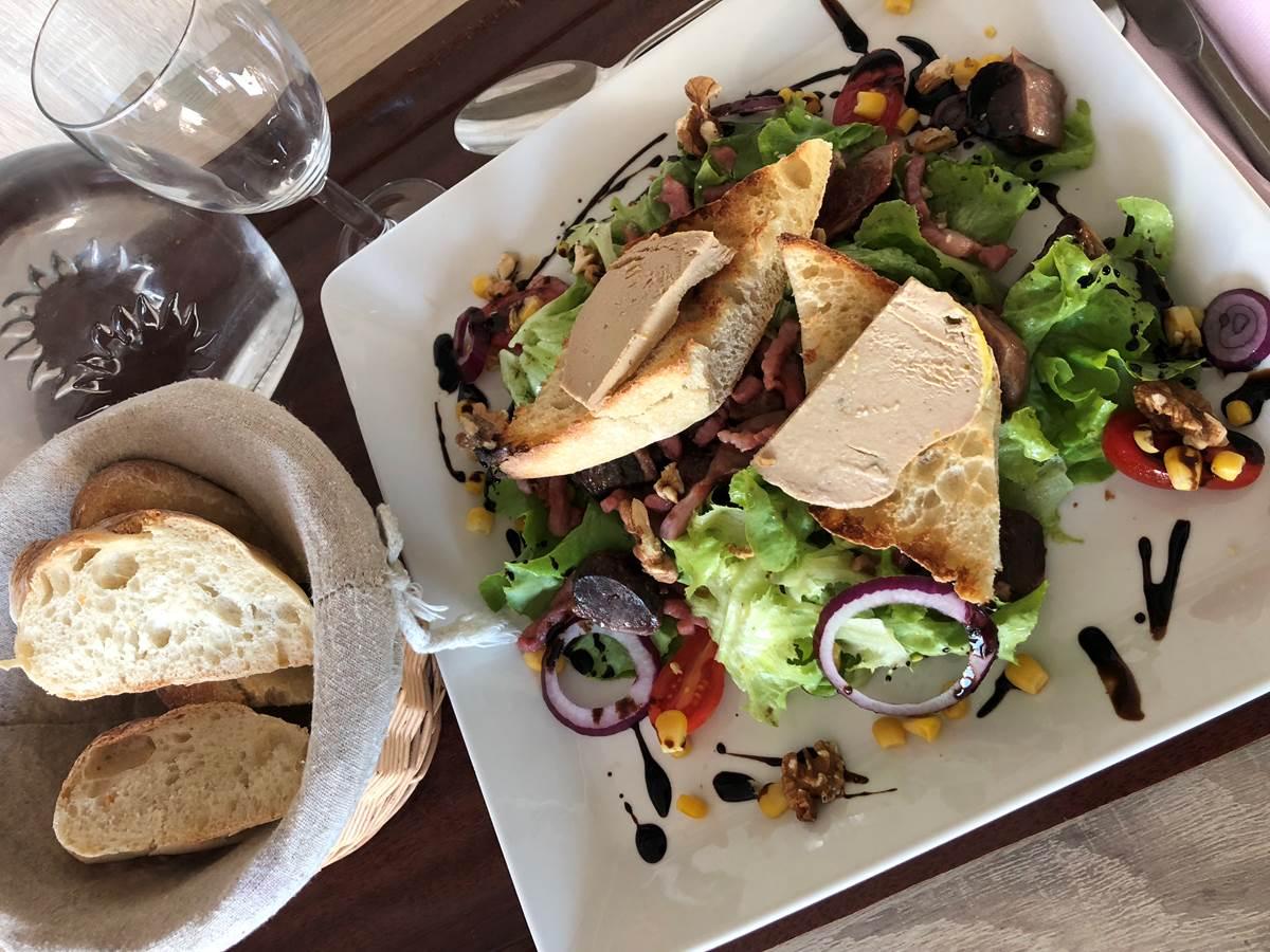Plateau repas (sur réservation)