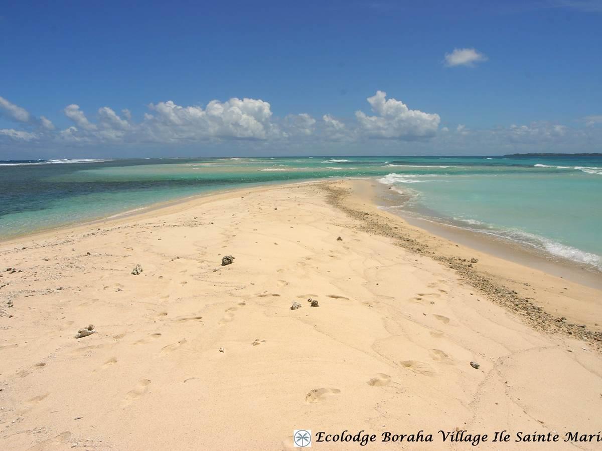 Ilôts de Sable Ile Ste Marie Madagascar 06