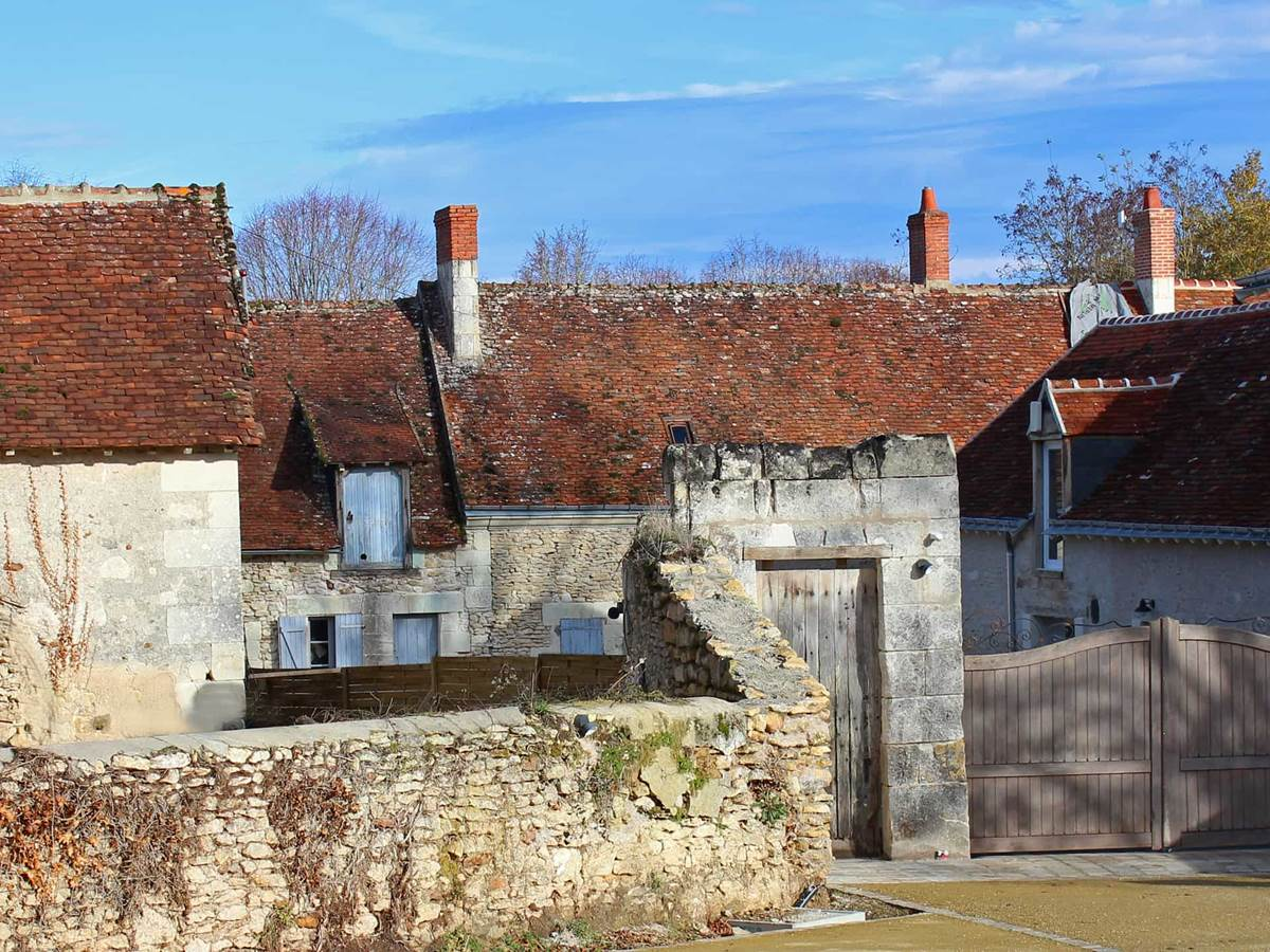 Domaine des cyclamens Gites et amour des vieilles pierres au portail