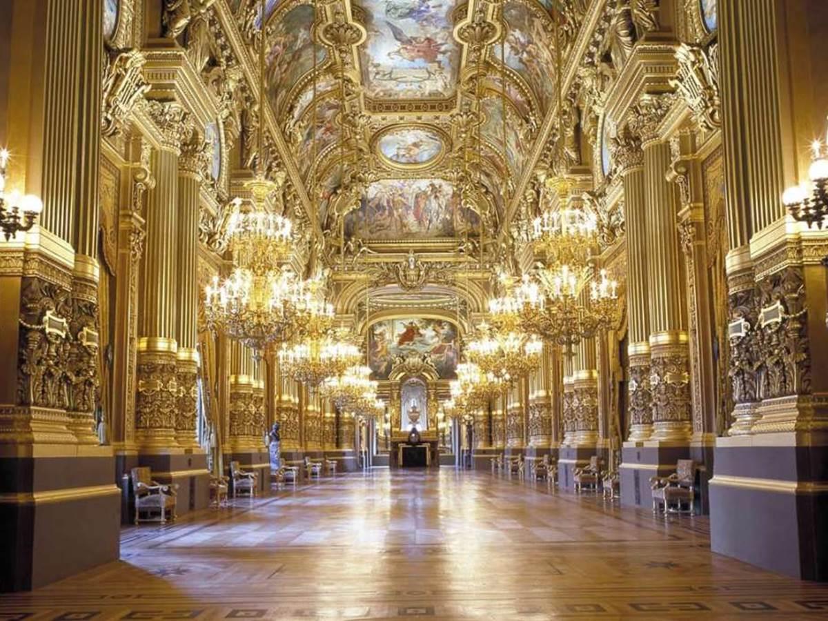 Le Grand Foyer