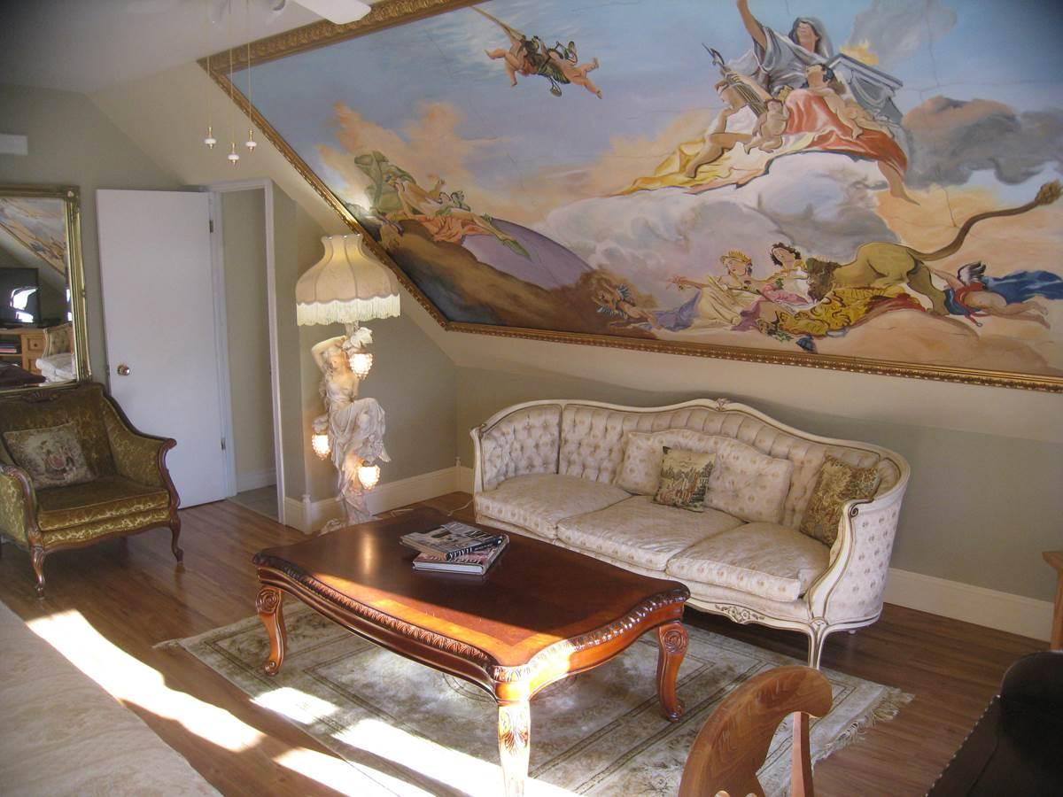 Suite Place des Vosge #2
