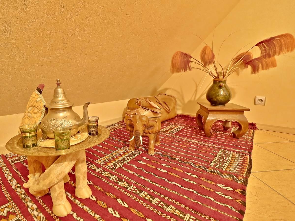 Elements décoratifs chambre double Supérieure Le Pas de l' Âne Saint Ondras