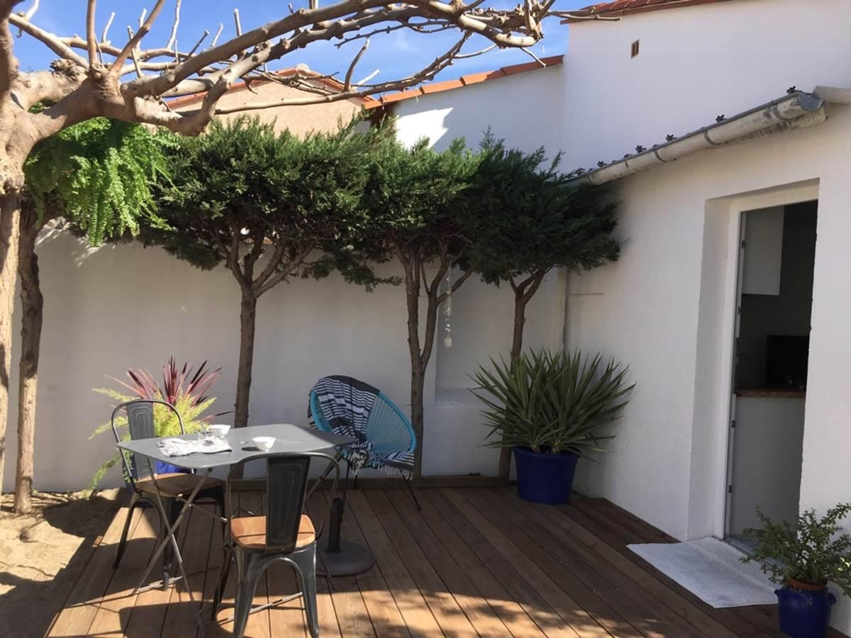 Alba Studios 1, Saint Cyprien, terrasse13