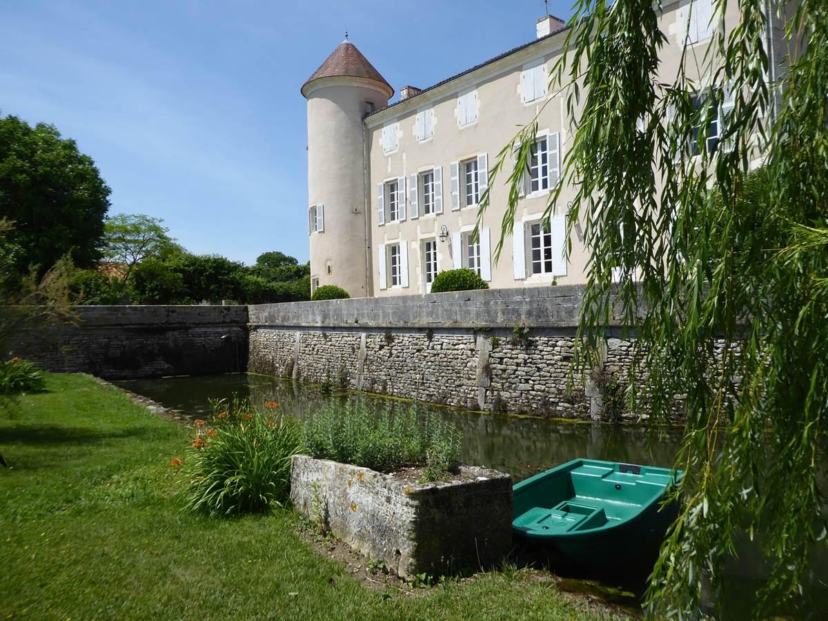 Château d'Annezay - Les Viviers