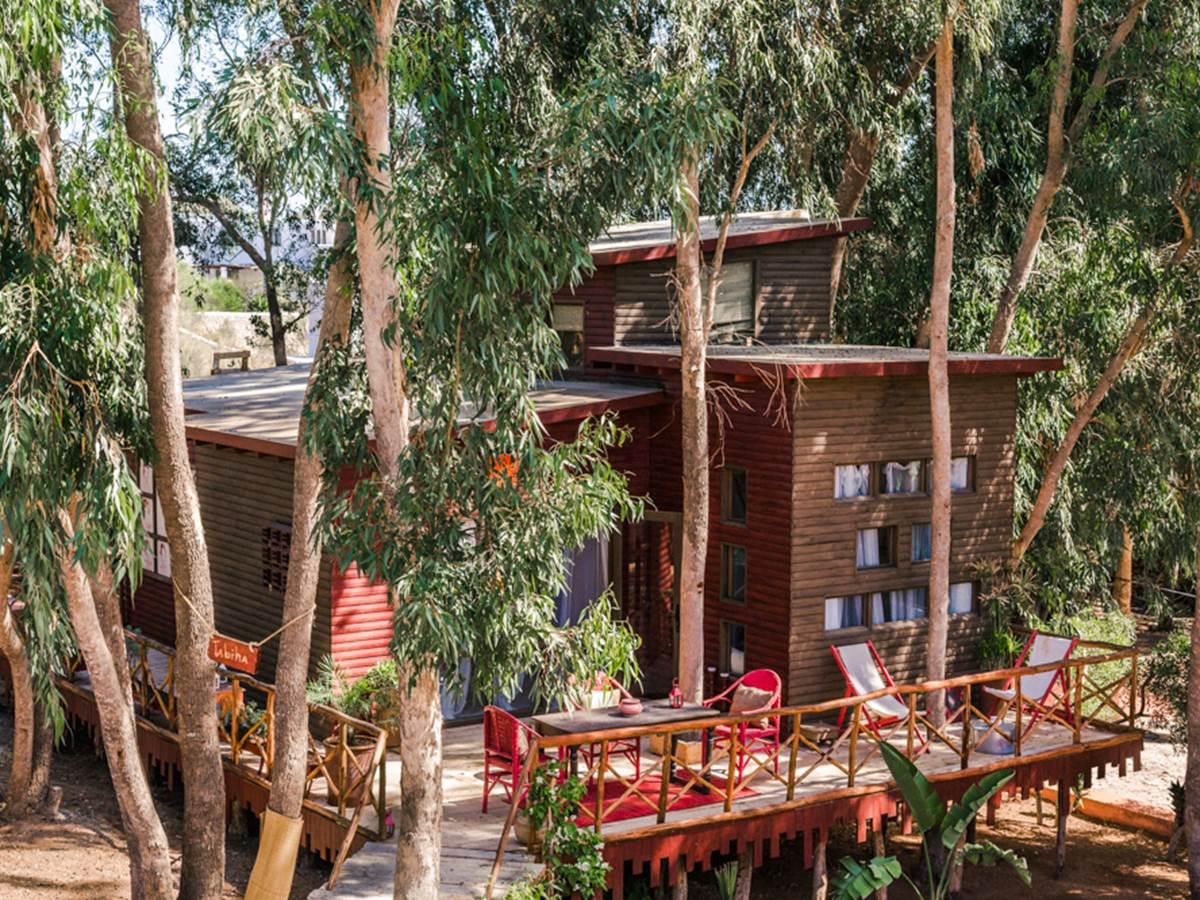 Riad Baoussala taabiha cottage