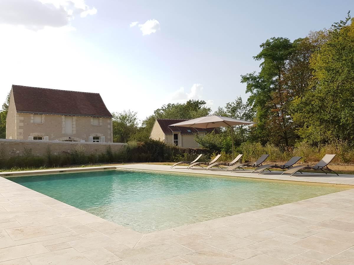 Domaine des cyclamens la piscine swimmingpool