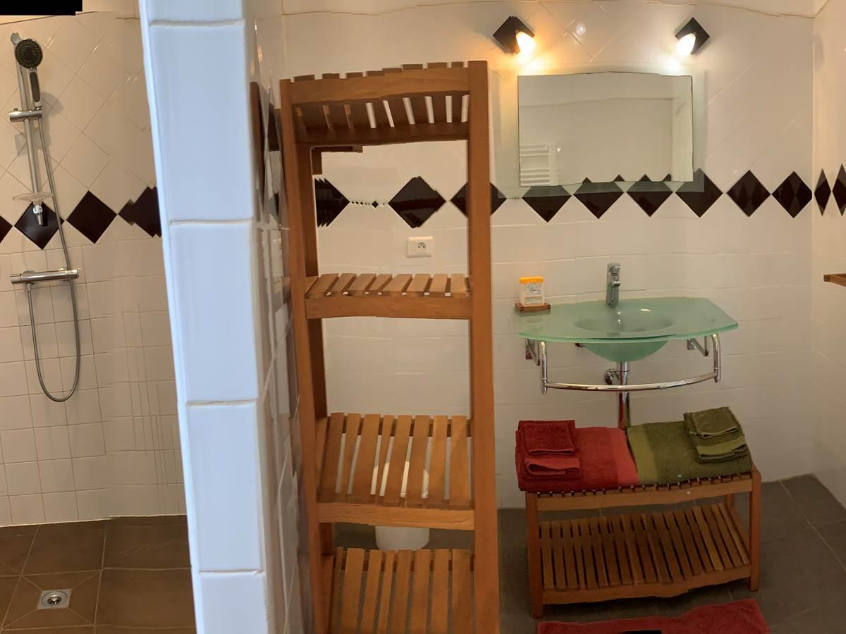 salle d'eau pano Força réal Thuir