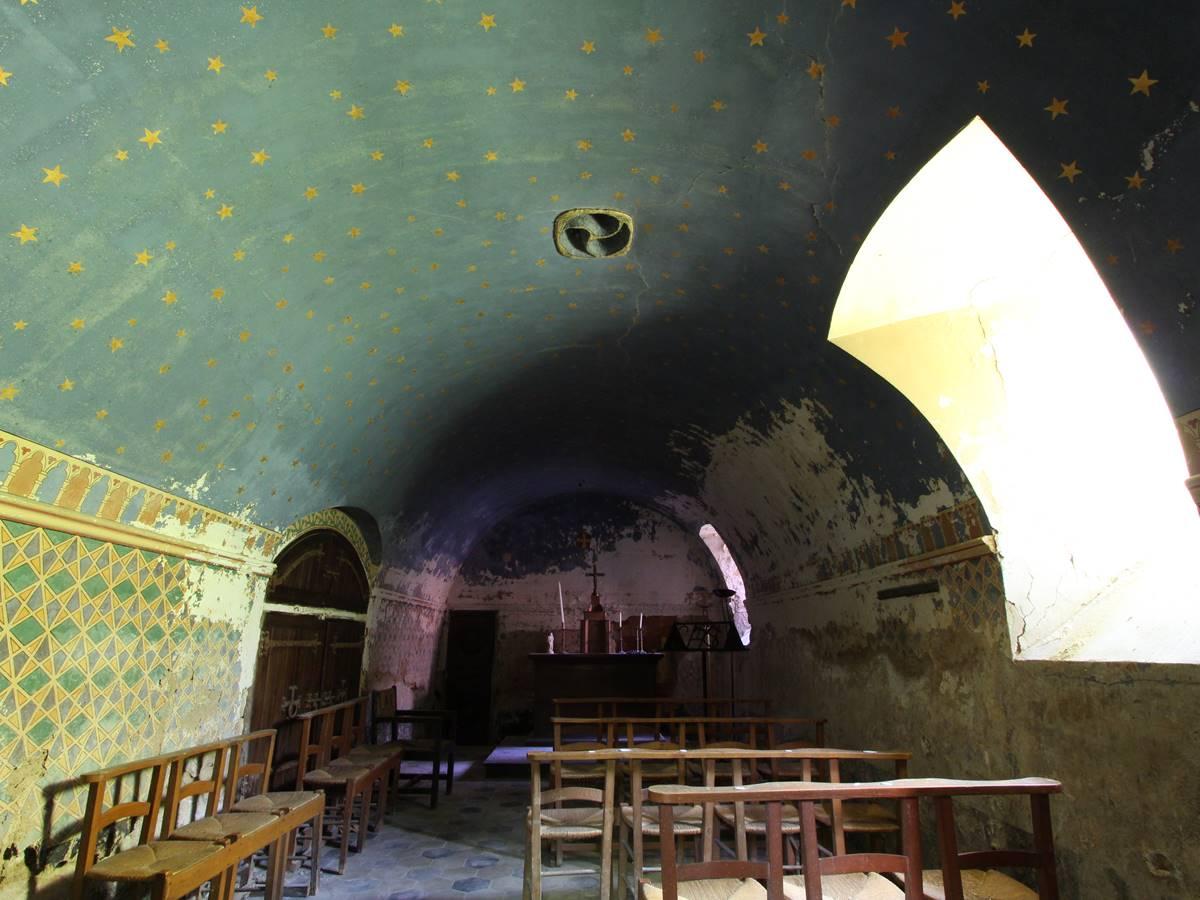 La chapelle de Launac-le-Vieux