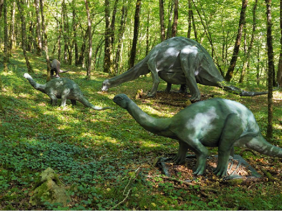 le site du Conquil et son authentique parc naturel troglodytique, à saint Léon sur Vézère, entre Montignac, Lascaux et Les eysies.