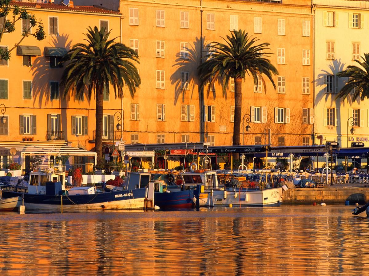 89000571 Le port d'Ajaccio