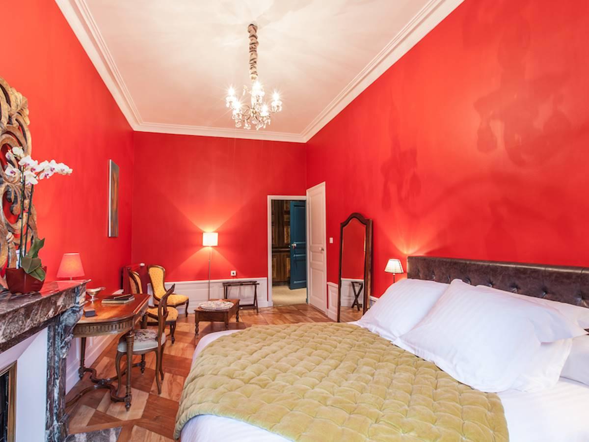 Chambre d'hôtes en Auvergne idéale déplacement pro