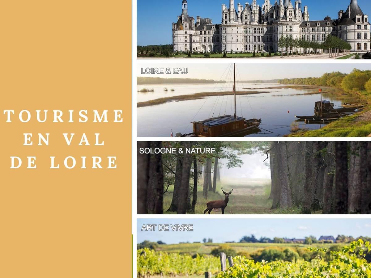 Domaine du Gué du Roi Tourisme Val de Loire