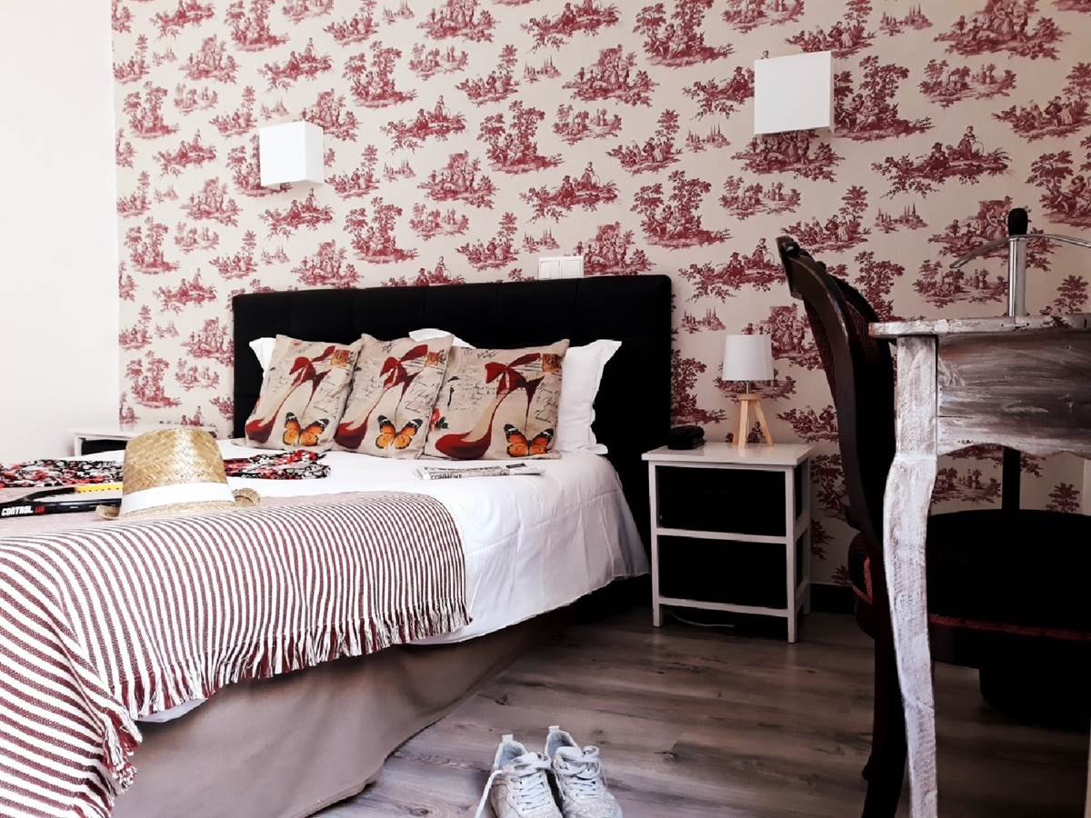 Chambre 4 Hôtel Parc Mazon