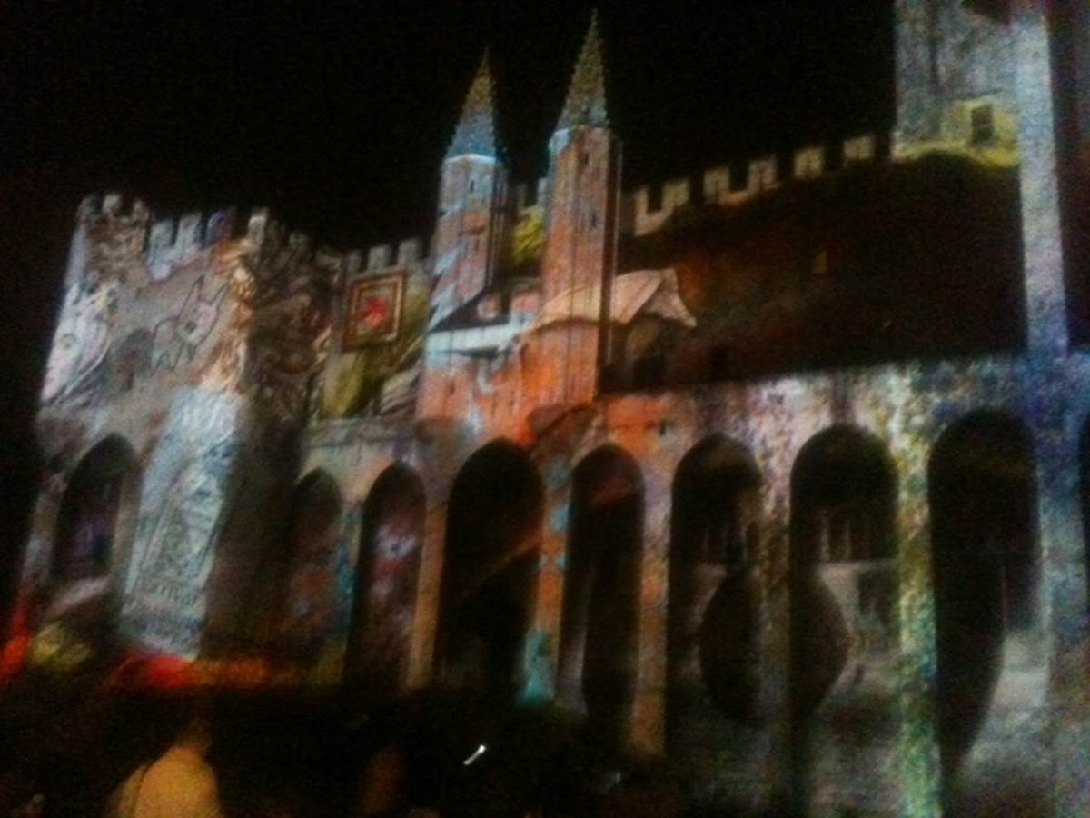 palais des papes son lumieres