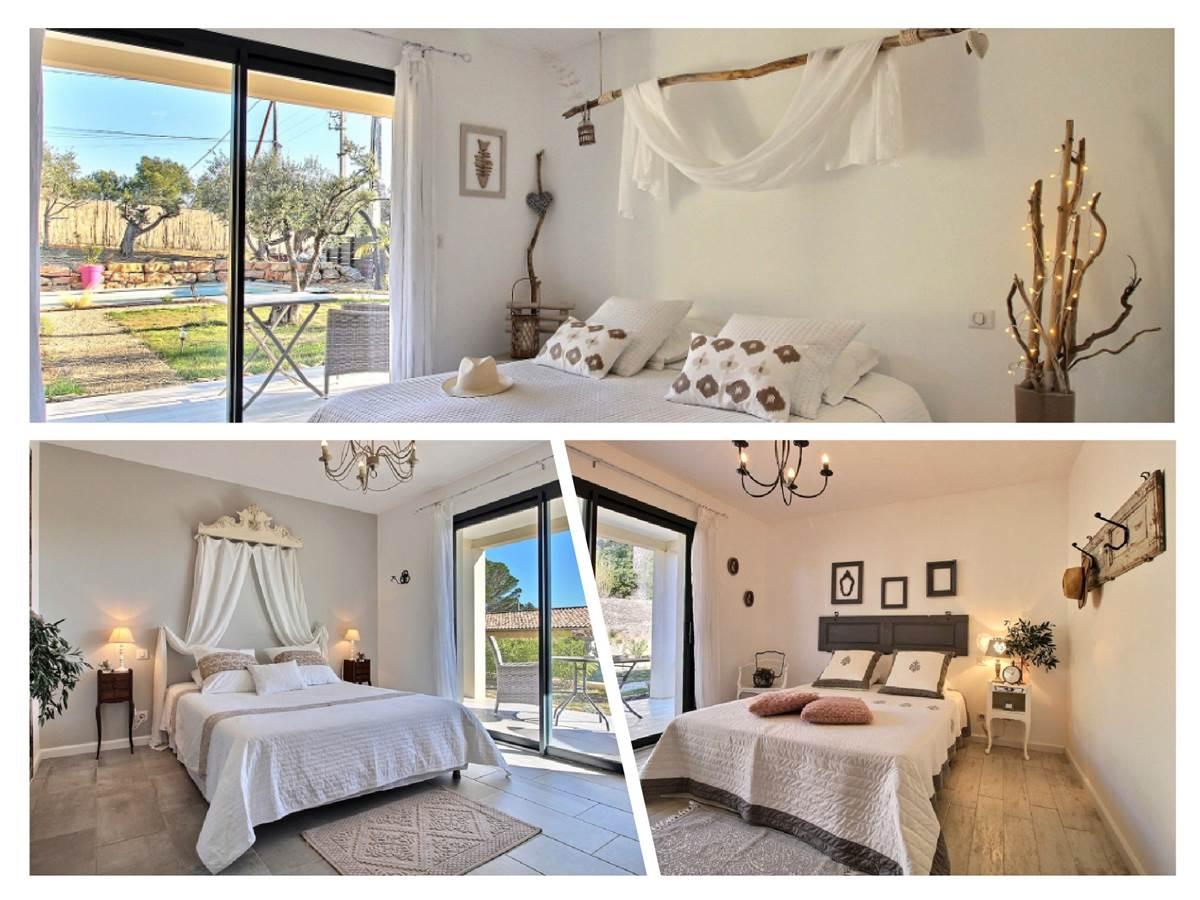 3 chambres hotes charme flayosc avec piscine proche tourtour draguignan salernes lorgues verdon mer