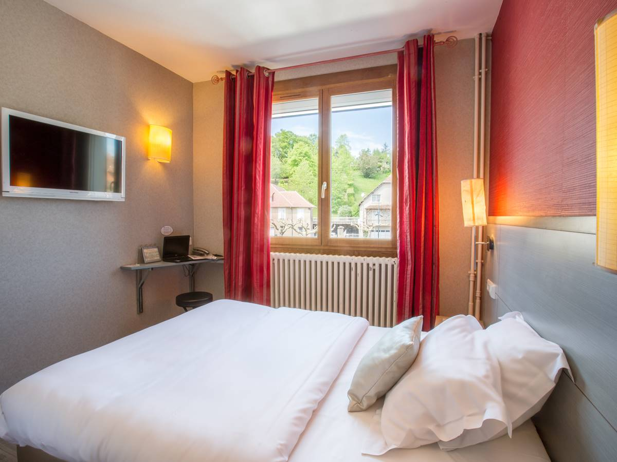 Chambre Eco Logis Hotel Relais de Vellinus Beaulieu-sur-Dordogne Vallée Dordogne