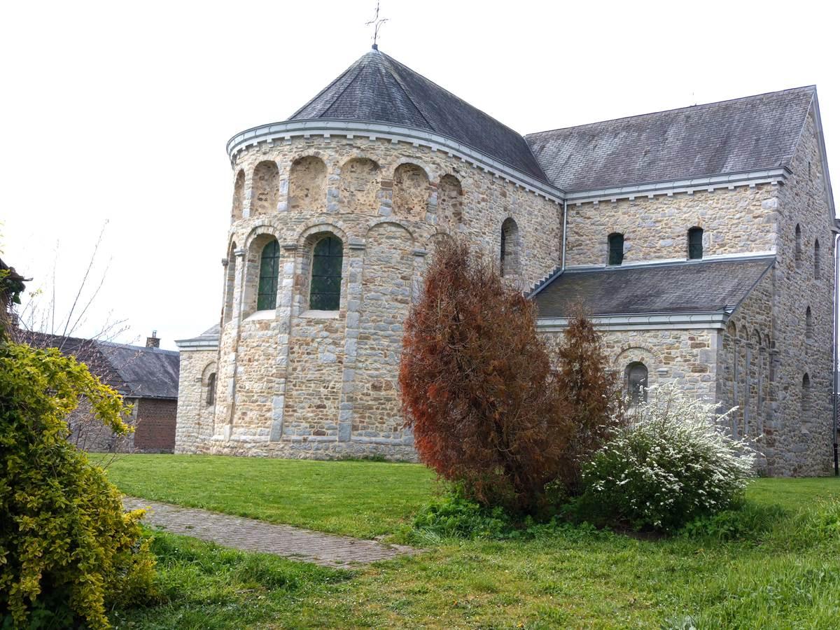 Eglise classée au Patrimoine Majeur de Wallonie