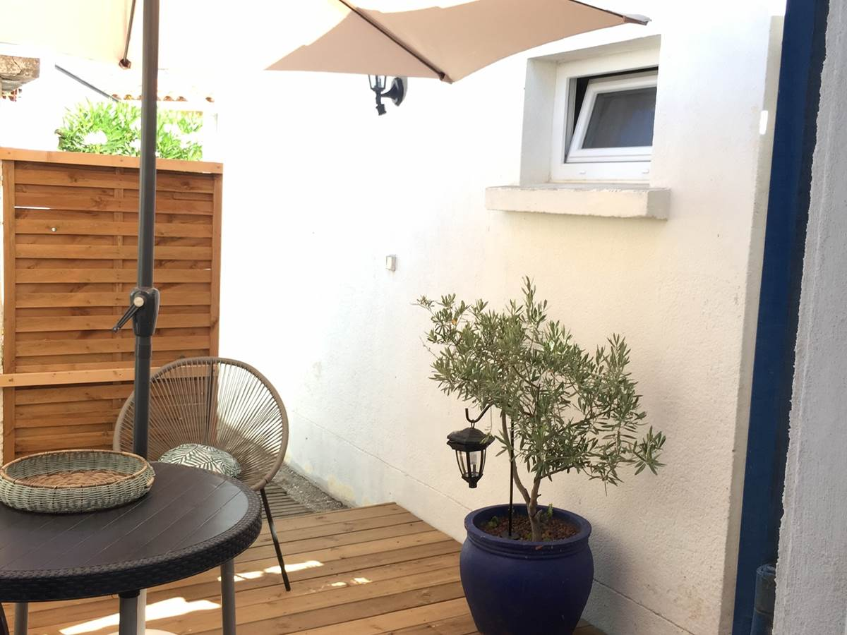 Alba Studios 2, Saint Cyprien, Terrasse 2