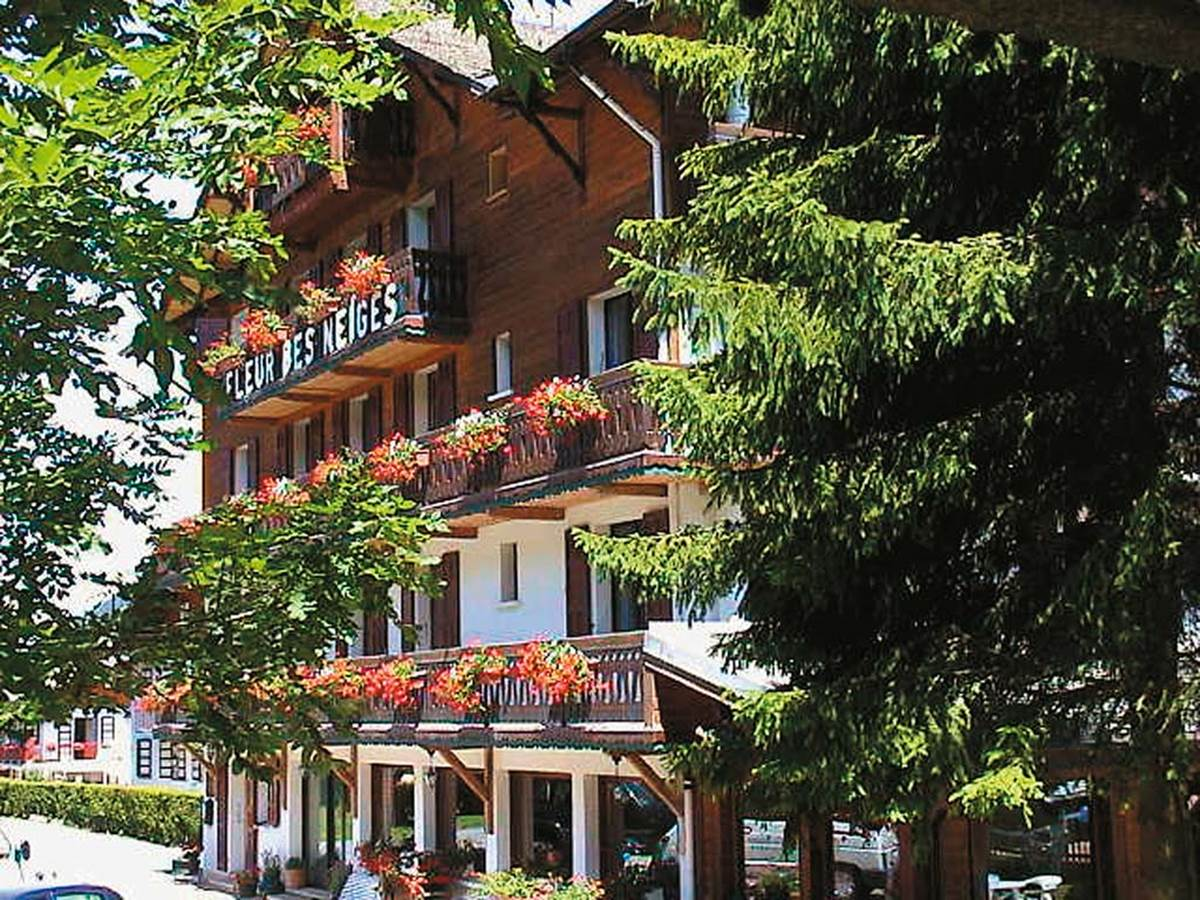 Chalet-Hôtel Fleur des Neiges