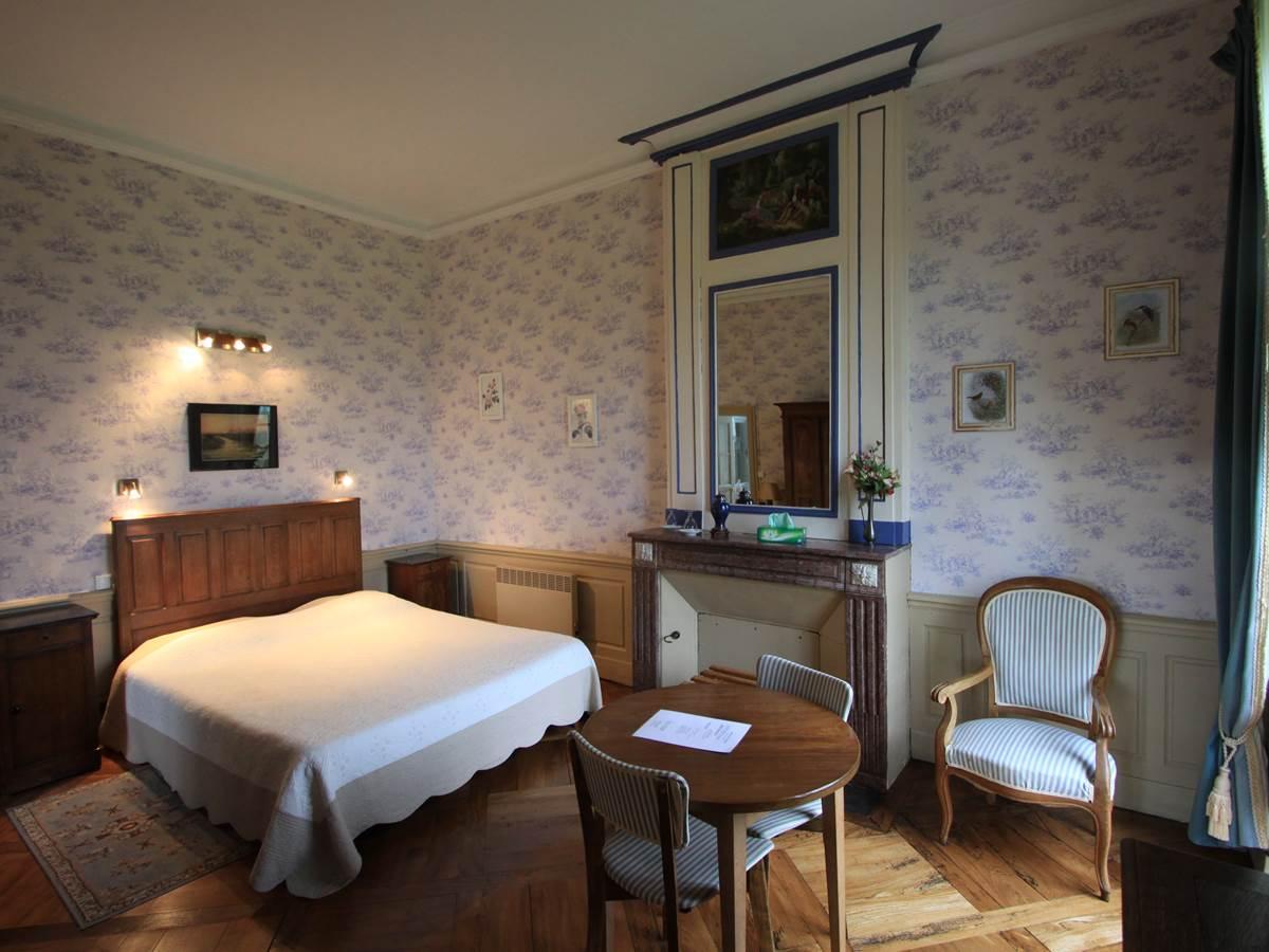 suite L'Orangerie   la chambre principale