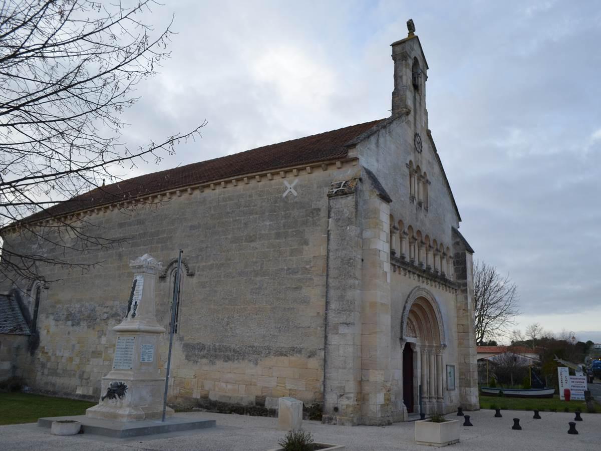 église de St Seurin