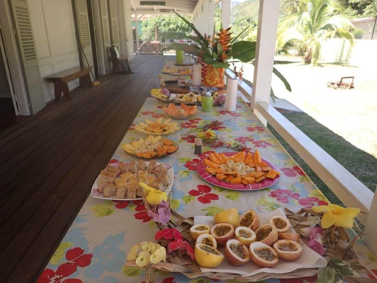 Table du repas