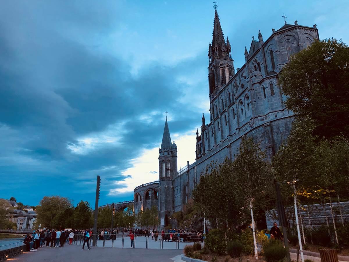 La Régence - Sanctuaires ND Lourdes
