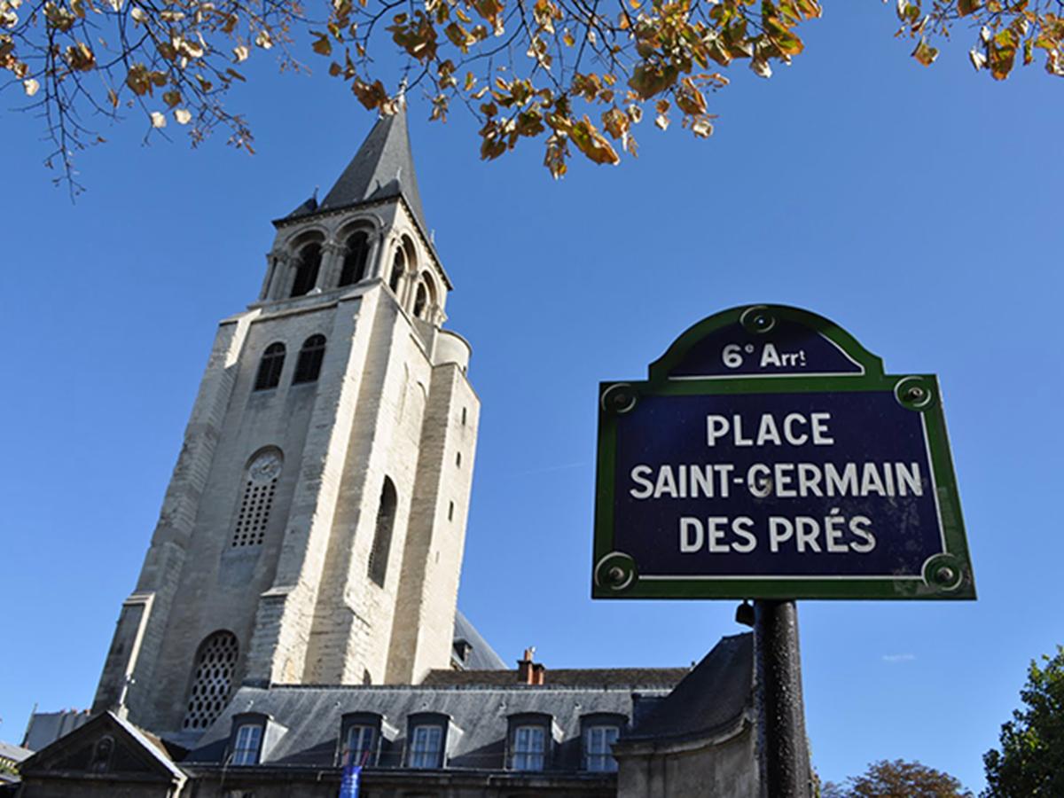 St-Germain-des-Pres-Paris
