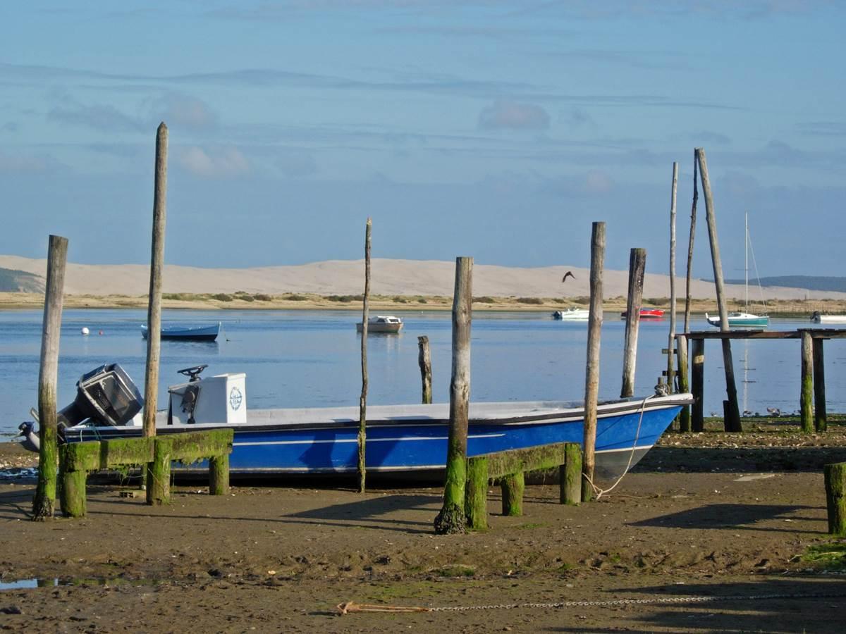 Le Bassin d'Arcachon et ses villages ostréicoles