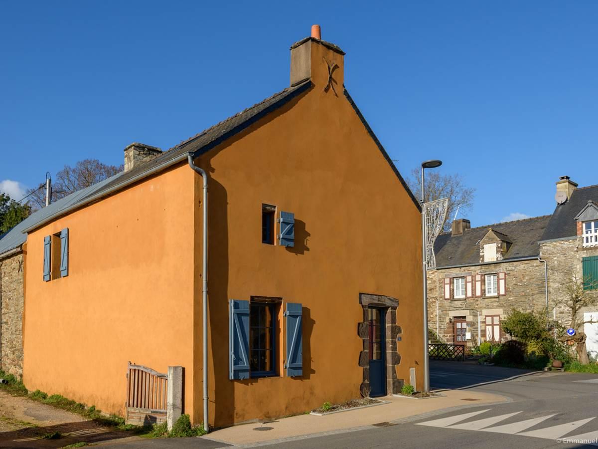 Gîte bien être Le Jardin intérieur à Saint Congard - Bretagne