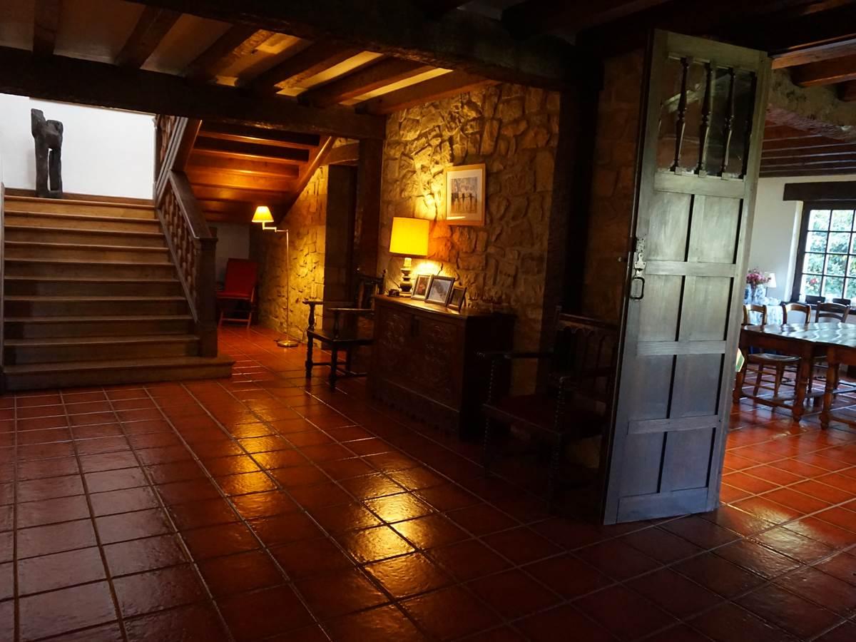 Hall d'entrée Irazabala