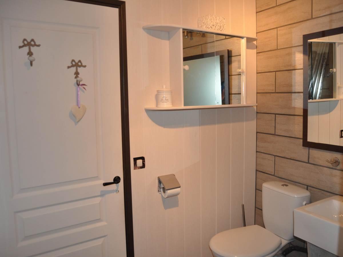 Salle de douche chambre Tango