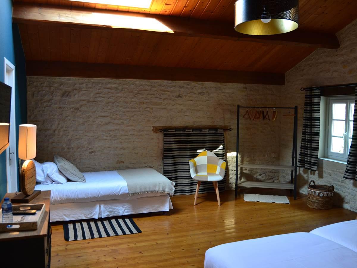 Chambre d'hôte ART DECO (35 M2) à La Rochelle Lodge