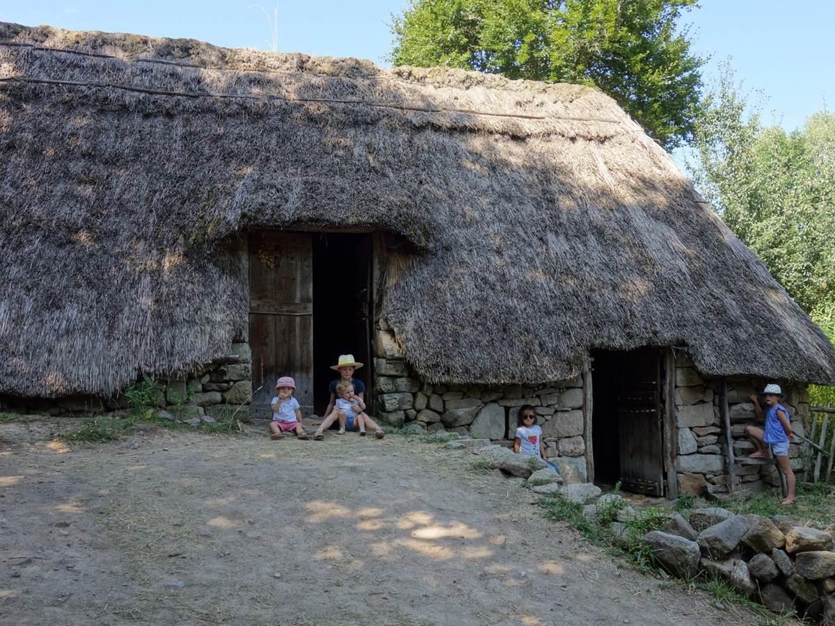 les fermes du Moyen-âge