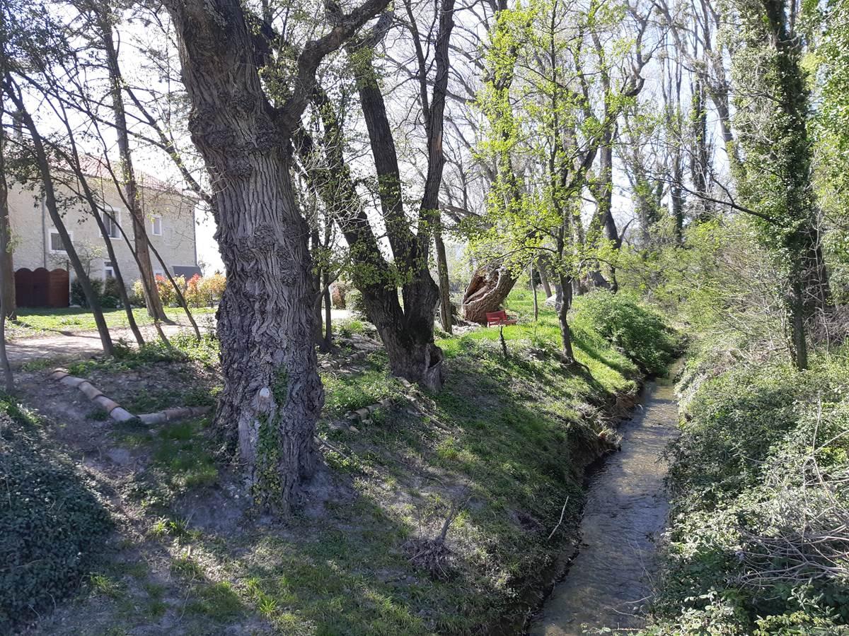 La rivière Ancelle