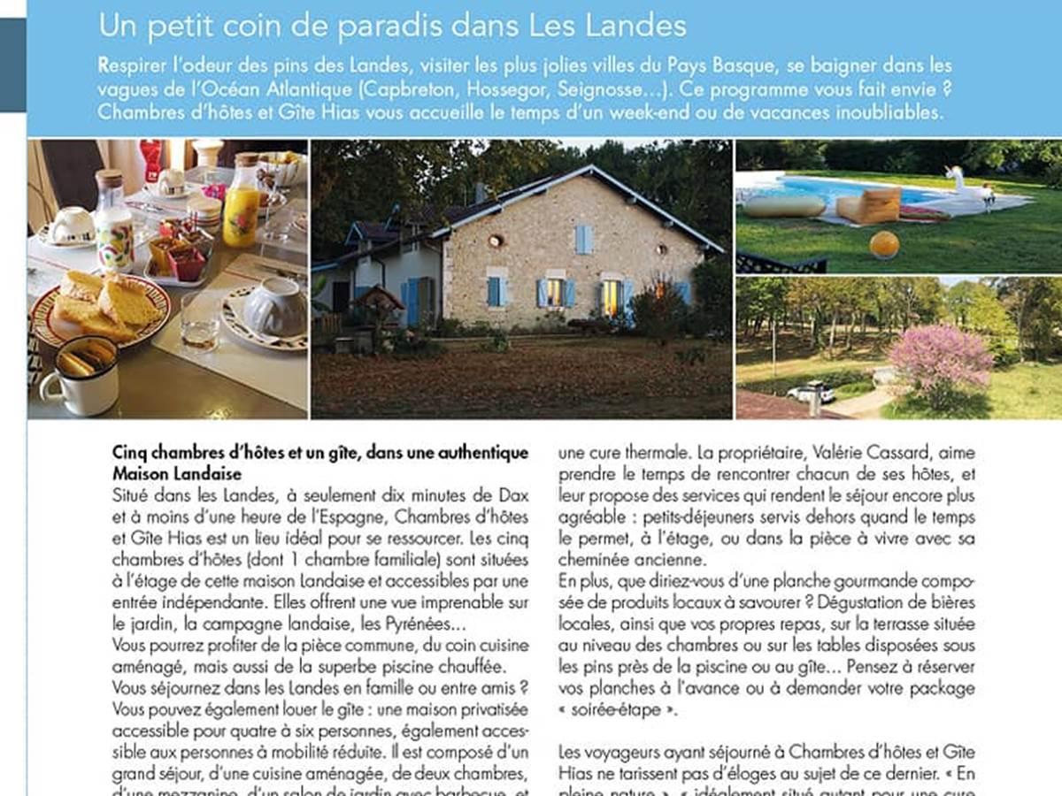 Magazine Maison et jardin actuels