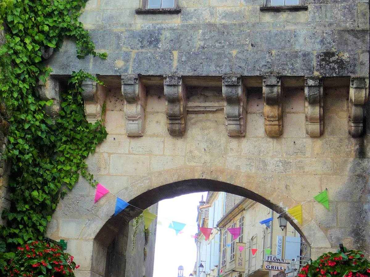 Porte de Jonzac