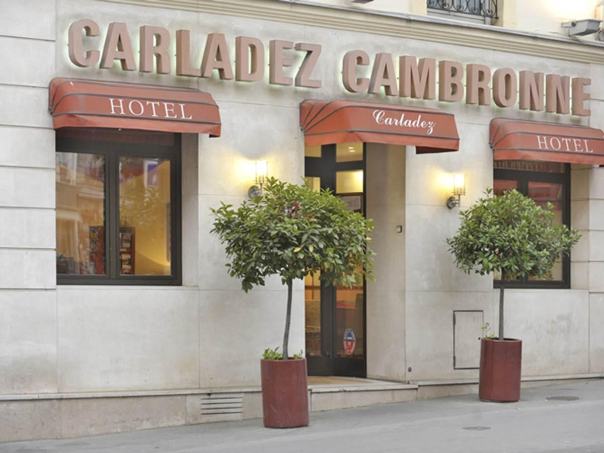 Hôtel Carladez Cambronne