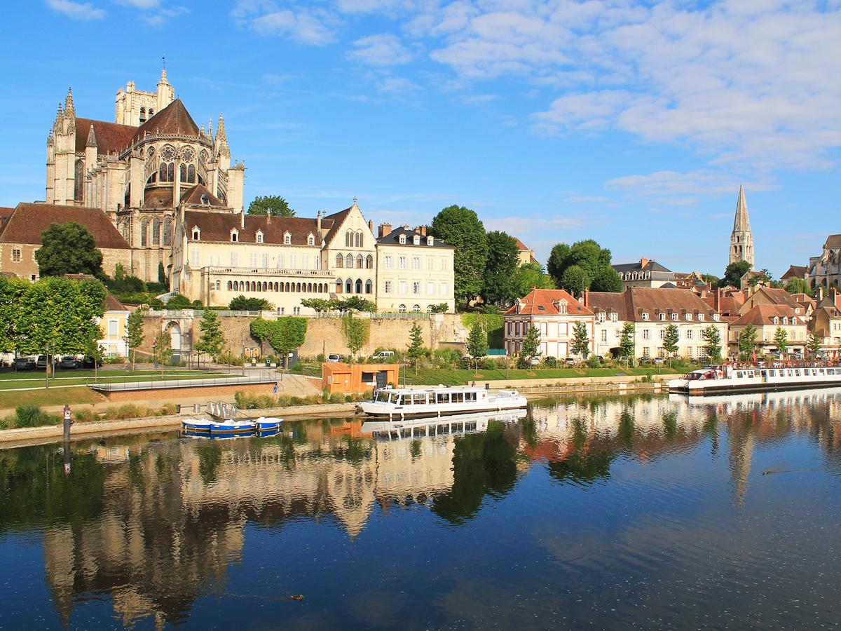 Auxerre, ville d'Art et d'Histoire