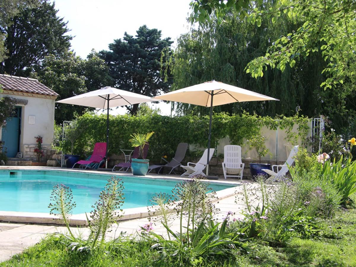 La piscine et l'Espace Bien-Etre