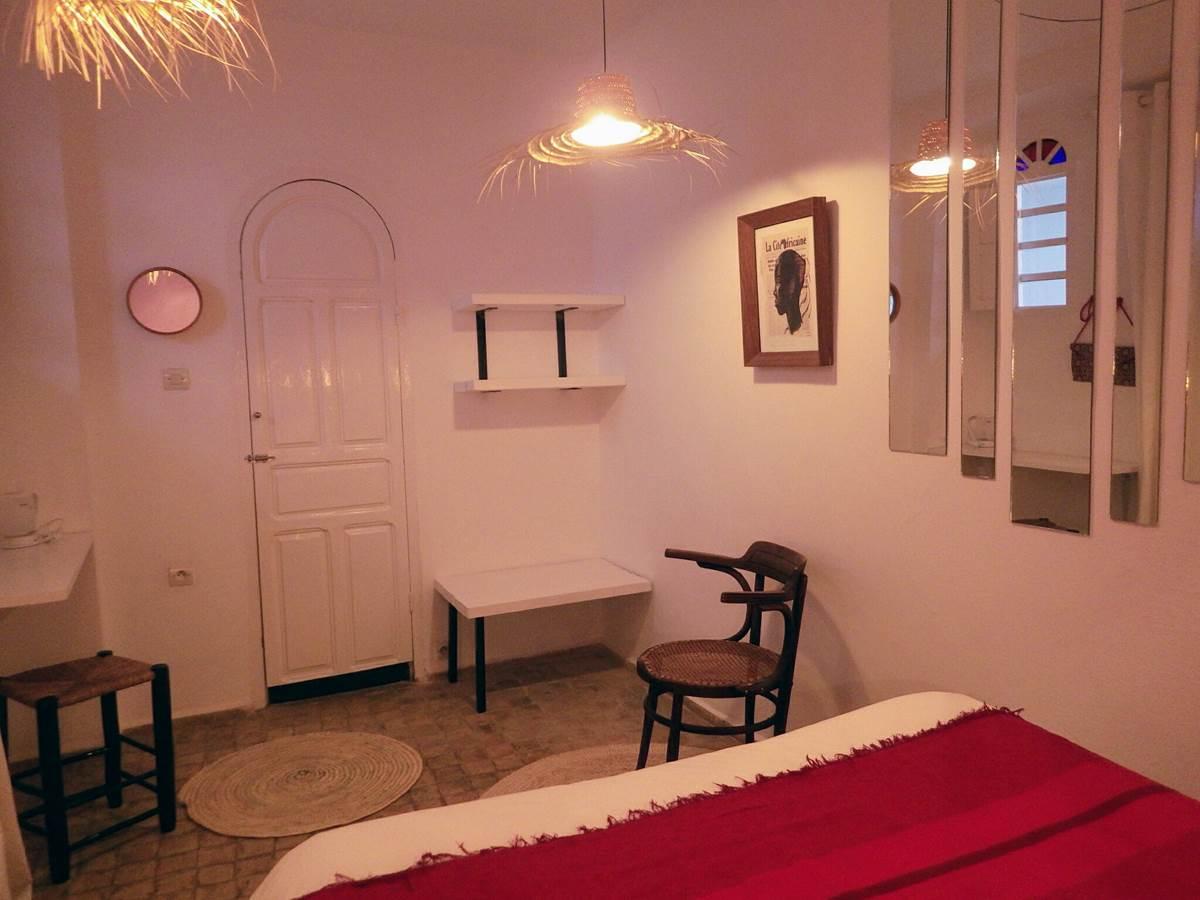 Chambre double confort 12 - Hôtel Emeraude Essaouira