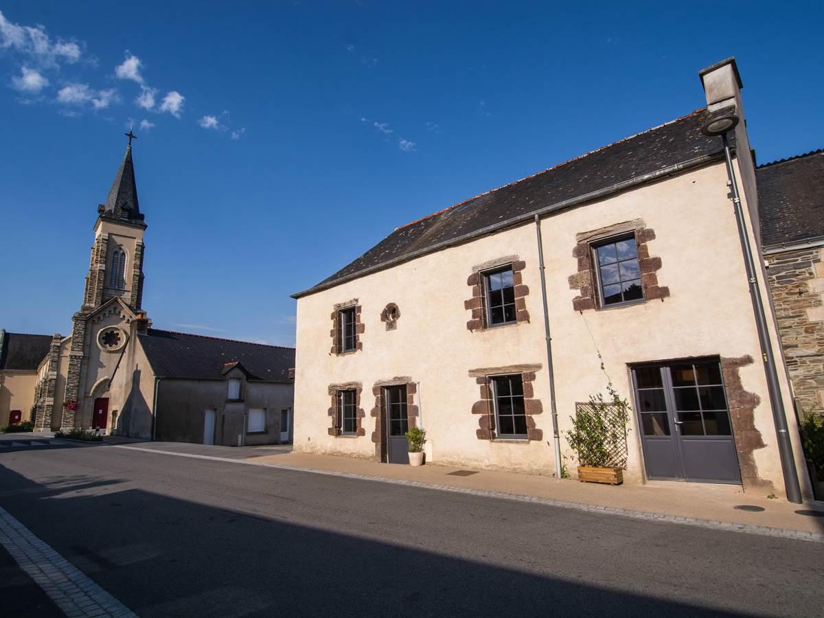 Gîte La Correspondance - Saint Congard