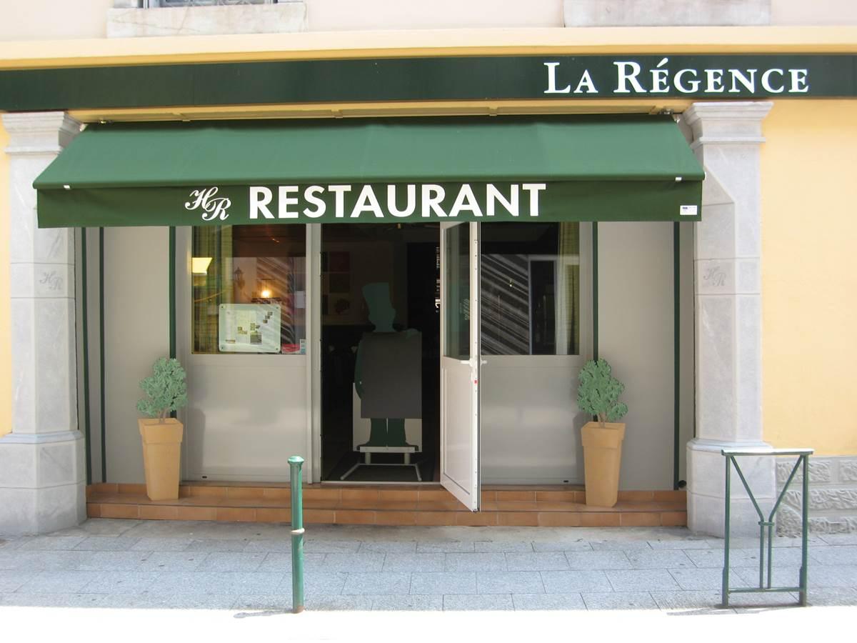 La Régence Lourdes - Restaurant