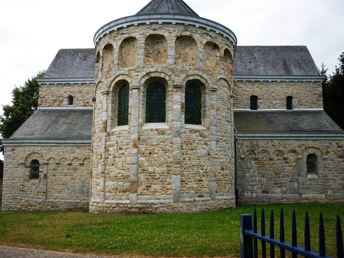 Eglise St Pierre de Xhignesse