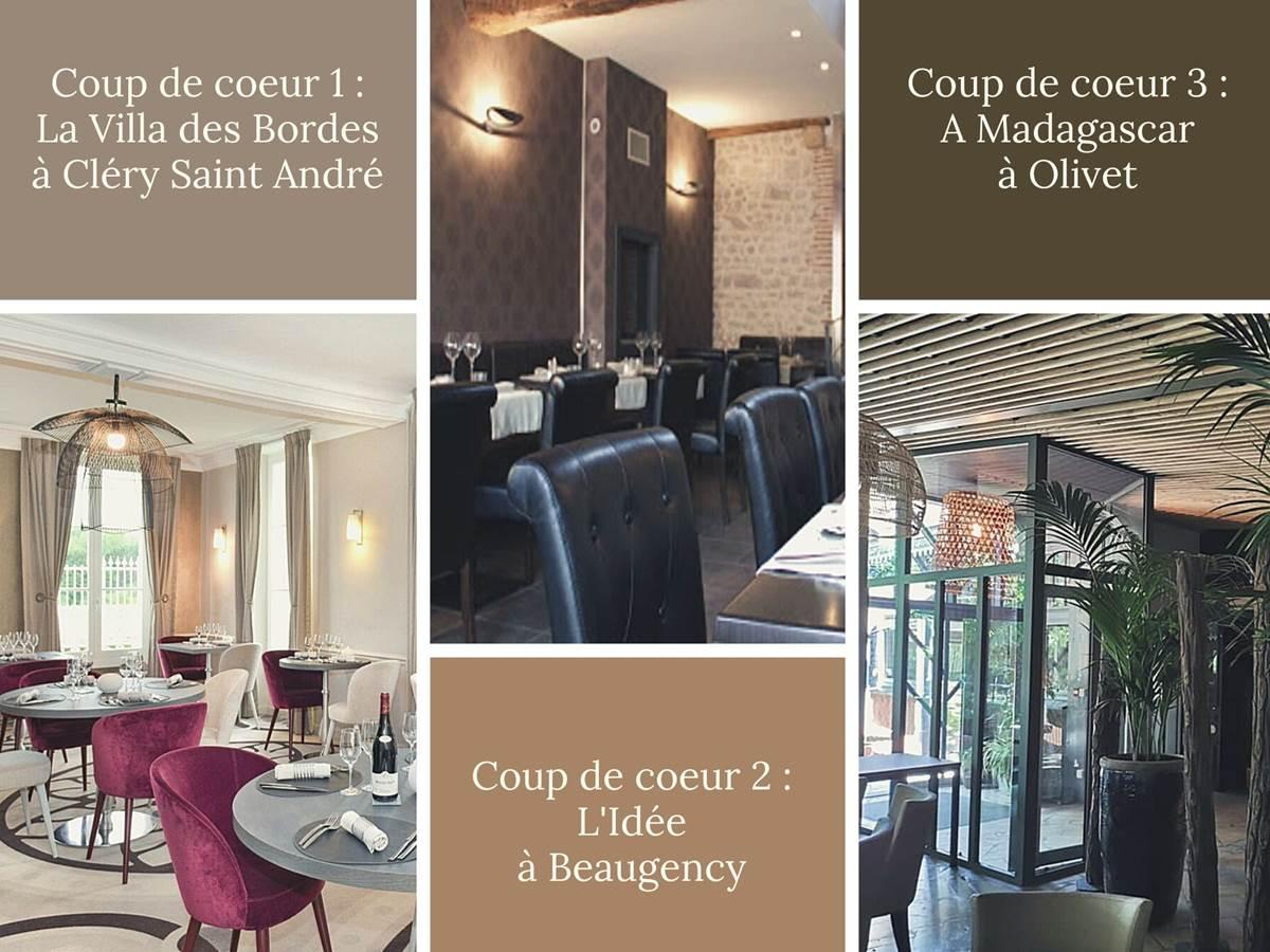 Domaine du gué du Roi Restaurants Coup de Coeur