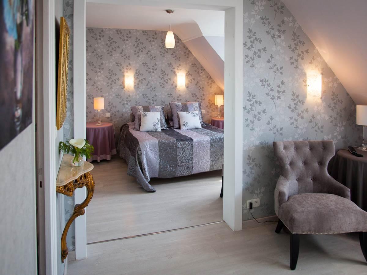 Suite Hôtel de Kerlon Plouhinec Morbihan